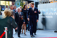 www.acepixs.com<br /> <br /> July 13 2017, London<br /> <br /> Prince Harry arriving at the premiere of 'Dunkirk' at the BFI Southbank on July 13, 2017 in London, England. <br /> <br /> By Line: Famous/ACE Pictures<br /> <br /> <br /> ACE Pictures Inc<br /> Tel: 6467670430<br /> Email: info@acepixs.com<br /> www.acepixs.com