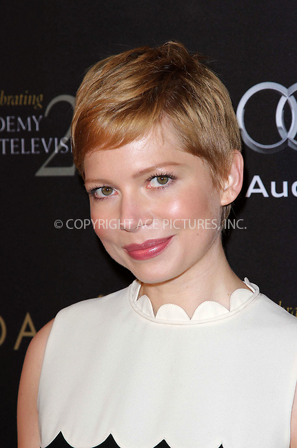 WWW.ACEPIXS.COM . . . . .  ..... . . . . US SALES ONLY . . . . .....January 14 2012, LA....Michelle Williams at the 18th BAFTA Tea Party held at the Four Seasons Hotel in Beverly Hills on January 14 2012 in Los Angeles....Please byline: FAMOUS-ACE PICTURES... . . . .  ....Ace Pictures, Inc:  ..Tel: (212) 243-8787..e-mail: info@acepixs.com..web: http://www.acepixs.com