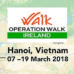 Operation Walk Ireland Mission 2018 to Hanoi, Vietnam - Photography by Ailbhe Keady