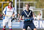 AMSTELVEEN - Gijs van Wagenberg (Pinoke).   Hoofdklasse competitie heren. Pinoke-SCHC (0-1) . COPYRIGHT  KOEN SUYK