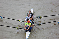 Crew: 127   Broxbourne   F 4+<br /> <br /> Veteran Fours Head 2017<br /> <br /> To purchase this photo, or to see pricing information for Prints and Downloads, click the blue 'Add to Cart' button at the top-right of the page.