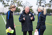 USWNT Training, January 21, 2017