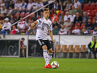 Joshua Kimmich (Deutschland Germany) - 11.06.2019: Deutschland vs. Estland, OPEL Arena Mainz, EM-Qualifikation DISCLAIMER: DFB regulations prohibit any use of photographs as image sequences and/or quasi-video.
