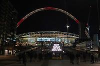 - 10.11.2017: England vs. Deutschland, Freundschaftsspiel, Wembley Stadium