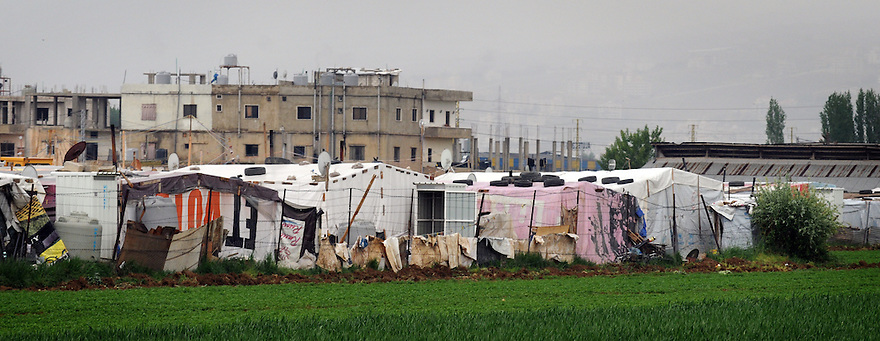 TRAUMA HEALING CASE STUDIES IN LEBANON . A REFUGEE CAMP, ZAHLE, CLOSE TO THE SYRIAN BORDER, IN LEBANON. 20/04/16, PHOTO BY CLARE KENDALL.