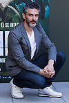 Argentine actor Leonardo Sbaraglia during the photocall of  Al final del tunel at Warner Bros Espana in Madrid. August 8, 2016. (ALTERPHOTOS/Rodrigo Jimenez)