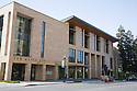 San Mateo Public Library. An extensive use of windows provides daylight into the building making for a pleasant user experience and reducing energy consumption. The San Mateo Public Library integrates significant green building practices and achieved LEED Silver certification. Green features include extensive daylighting, efficient underfloor air supply, venting windows, low VOC materials, native plant landscaping, and much more. San Mateo, California, USA