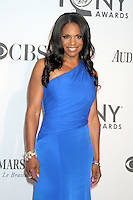 Audra McDonald at the 66th Annual Tony Awards at The Beacon Theatre on June 10, 2012 in New York City. Credit: RW/MediaPunch Inc.