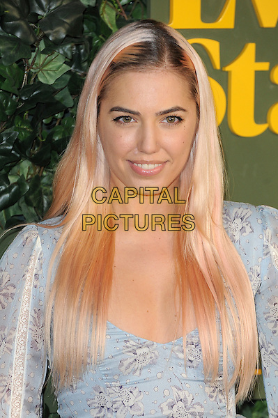 LONDON, ENGLAND - NOVEMBER 13: Amber Le Bon attends The London Evening Standard Theatre Awards at The Old Vic Theatre on November 13, 2016 in London, England.<br /> CAP/BEL<br /> &copy;BEL/Capital Pictures