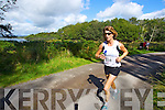Bernie O'Mahony who took part in the Killarney Women's Mini Marathon on Saturday last.