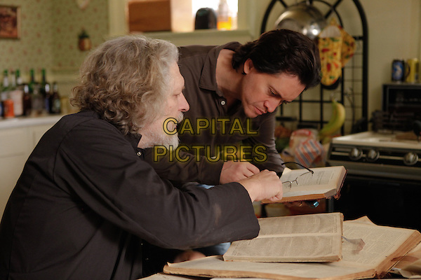 Clancy Brown, Clifton Collins Jr.<br /> in Hellbenders (2012) <br /> *Filmstill - Editorial Use Only*<br /> CAP/FB<br /> Image supplied by Capital Pictures