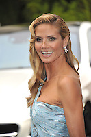 Heidi Klum  at the 21st annual amfAR Cinema Against AIDS Gala at the Hotel du Cap d'Antibes.<br /> May 22, 2014  Antibes, France<br /> Picture: Paul Smith / Featureflash