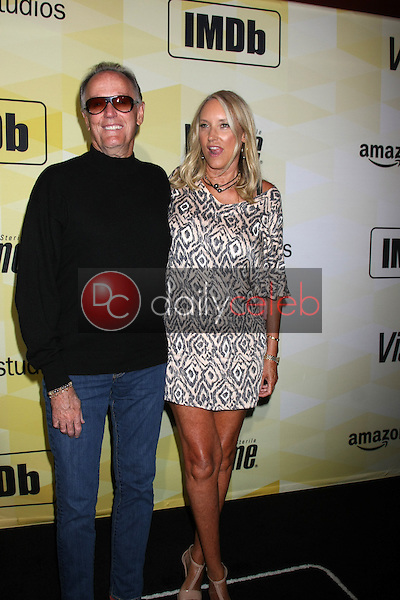 Peter Fonda, Parky Fonda<br /> at the IMDb 25th Anniversary Party, Sunset Tower, West Hollywood, CA 10-15-15<br /> David Edwards/DailyCeleb.com 818-249-4998
