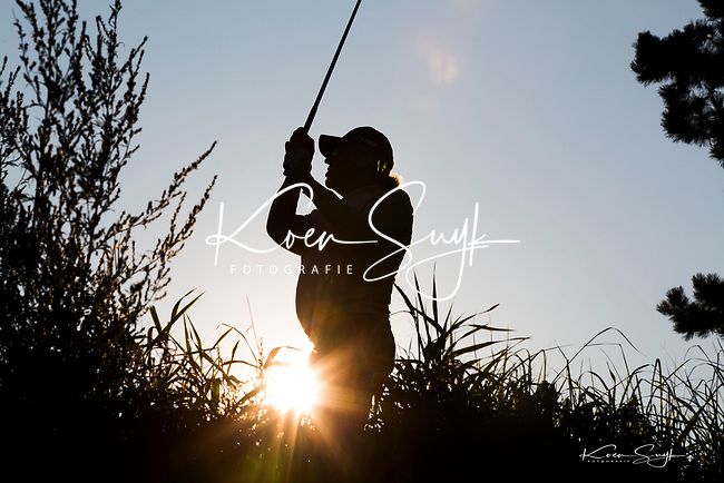 ZANDVOORT - Angel Jeminez (Spain) . KLM OPEN golf 2015. COPYRIGHT KOEN SUYK