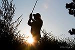 ZANDVOORT - Angel Jeminez (Spain) . KLM OPEN golf 2015. COPYRIGHT KOEN SUYK