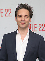 9 August 2018-  Westwood, California - Jeff Russo. Premiere Of STX Films' &quot;Mile 22&quot; held at The Regency Village Theatre. <br /> CAP/MPIFS<br /> &copy;MPIFS/Capital Pictures