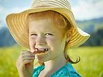 Biscuits Kambly, une famille en picnic et des cours de p&acirc;tisserie &agrave; l'espace Kambly de Trubschachen<br /> &copy; sedrik nemeth