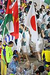 Keisuke Ushiro (JPN), <br /> AUGUST 21, 2016 : <br /> Closing Ceremony <br /> at Maracana <br /> during the Rio 2016 Olympic Games in Rio de Janeiro, Brazil. <br /> (Photo by YUTAKA/AFLO SPORT)