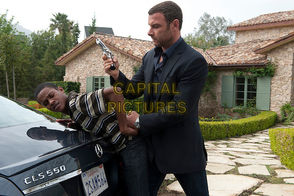 Octavius J. Johnson, Liev Schreiber <br /> in Ray Donovan (2013)<br /> (Season 1)<br /> *Filmstill - Editorial Use Only*<br /> CAP/FB<br /> Image supplied by Capital Pictures