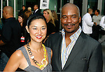 "HOLLYWOOD, CA. - May 20: David Alan Grier and guest arrive at the Los Angeles Premiere of ""Dance Flick"" at the ArcLight Theatre on May 20, 2009 in Hollywood, Californnia"