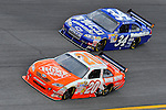 Feb 12, 2009; 2:43:58 PM; Daytona Beach, FL, USA; NASCAR Sprint Cup Series race of the Gatorade Duel at Daytona International Speedway.  Mandatory Credit: (thesportswire.net)