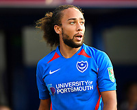 Mark Harness of Portsmouth during Portsmouth vs Birmingham City, Caraboa Cup Football at Fratton Park on 6th August 2019