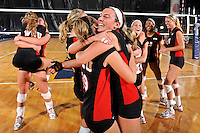 Sun Belt Conference Volleyball - Middle Tennessee v. Western Kentucky (Championship Match)(11/19/11)