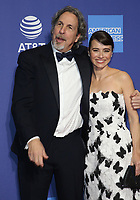 3 January 2019 - Palm Springs, California - Peter Farrelly, Linda Cardellini. 30th Annual Palm Springs International Film Festival Film Awards Gala held at Palm Springs Convention Center.            <br /> CAP/ADM/FS<br /> &copy;FS/ADM/Capital Pictures
