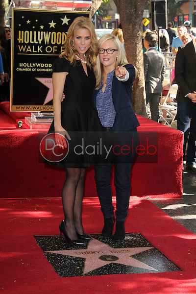 Cheryl Hines, Rachael Harris<br />