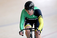 Lauren Ellis of Mid South Canterbury competes in the Elite Women Omnium 2, Tempo Race 7.5km,  at the Age Group Track National Championships, Avantidrome, Home of Cycling, Cambridge, New Zealand, Sunday, March 19, 2017. Mandatory Credit: © Dianne Manson/CyclingNZ  **NO ARCHIVING**