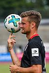 22.07.2017, Donaustadion, Ulm, GER, FSP, FC Augsburg vs Jahn Regensburg, im Bild Markus Palionis (Regensburg #16)<br /> <br /> Foto &copy; nordphoto / Hafner