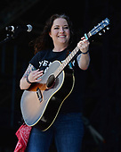 FORT LAUDERDALE FL - APRIL 08: Ashley McBryde performs during the Tortuga Music Festival held at Fort Lauderdale Beach on April 08, 2017 in Fort Lauderdale, Florida. : Credit Larry Marano © 2017