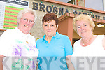 Maureen Connelly, Muire Walsh and Nora Murphy enjoying the ceili? in Brosna Hall during the Con Curtin festival on Sunday