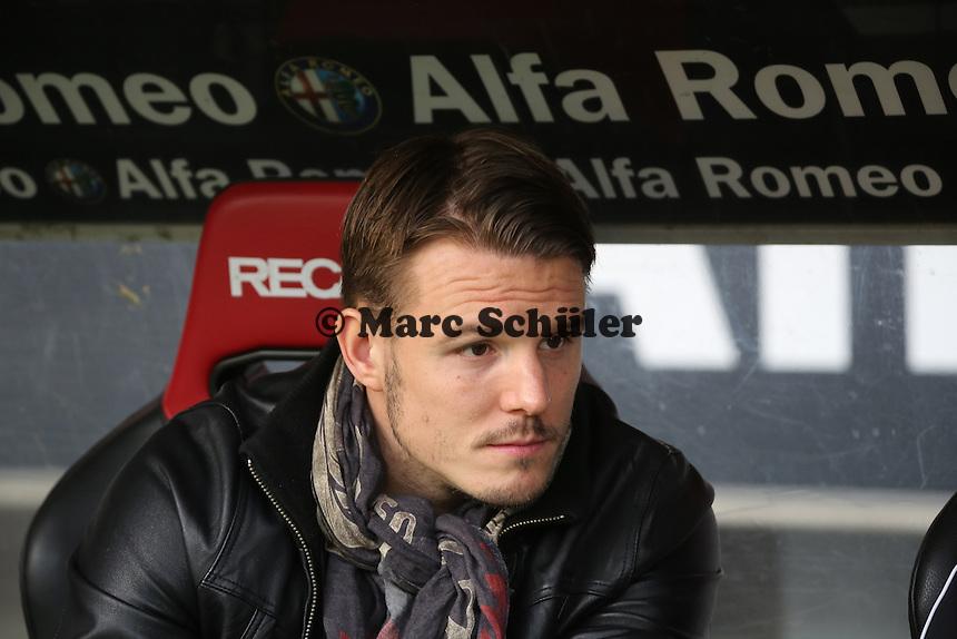 Alex Meier (Eintracht) - Eintracht Frankfurt vs. Hamburger SV, Commerzbank Arena