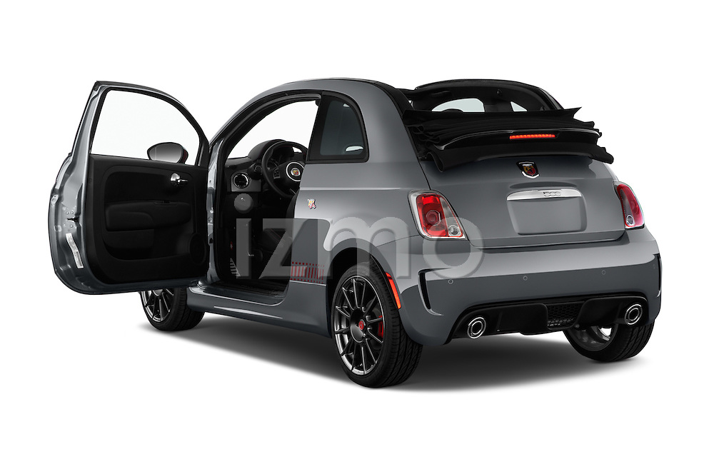 Car images of 2016 Fiat 500c Abarth-Cabrio 2 Door Convertible Doors