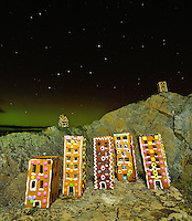 The Candy homes Pepperkakehus, Gingerbread house Home decor, Home decor,   Trond Are Berge