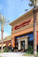 Cheesecake Factory Restaurant at the Anaheim Garden Walk