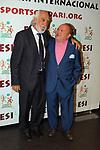 XIV Sopar Solidari de Nadal.<br /> Esport Solidari Internacional-ESI.<br /> Josep Maldonado &amp; Fernando Esteso.