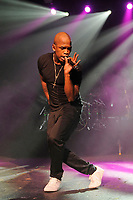SEP 20 Ne-Yo performing at Brixton Academy