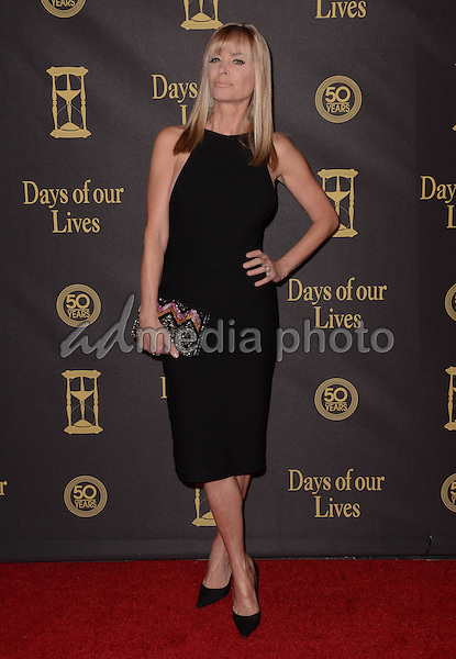 "07 November - Hollywood, Ca - Eileen Davidson. Arrivals for ""Days of Our Lives"" 50th Anniversary held Hollywood Palladium. Photo Credit: Birdie Thompson/AdMedia"