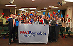 RWJBarnabas Health unveiling at Community Medical Center.  3/31/16