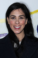 "WEST HOLLYWOOD, CA - NOVEMBER 13: Sarah Silverman at the ""Stand Up For Gus"" Benefit held at Bootsy Bellows on November 13, 2013 in West Hollywood, California. (Photo by Xavier Collin/Celebrity Monitor)"