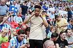 Manchester United's Cameron Borthwick-Jackson looks on during the Championship Play-Off Final match at Wembley Stadium, London. Picture date: May 29th, 2017. Pic credit should read: David Klein/Sportimage