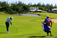 Miguel Tabuena (PHI) during the final round of the Afrasia Bank Mauritius Open played at Heritage Golf Club, Domaine Bel Ombre, Mauritius. 03/12/2017.<br /> Picture: Golffile | Phil Inglis<br /> <br /> <br /> All photo usage must carry mandatory copyright credit (&copy; Golffile | Phil Inglis)