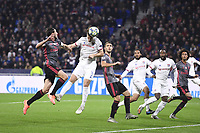 03 JOACHIM ANDERSEN (OL) - BUT<br /> Lione 5-11-2019 <br /> Olympique Lyon - Benfica <br /> Champions League 2019/2020<br /> Foto Anthony Bibard  / Panoramic / Insidefoto <br /> Italy Only