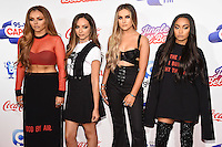 Jesy Nelson, Jade Thirlwell, Perrie Edwards and Leigh Ann Pinnock (Little Mix)<br /> at the Jingle Bell Ball 2016, O2 Arena, Greenwich, London.<br /> <br /> <br /> ©Ash Knotek  D3208  03/12/2016