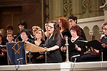 20.12.2015, Berlin Synagoge Rykestraße. Grand Final Concert of all choirs at the Louis Lewandowsky Festival for synagogal music. Vocaliza Women's Choir of Tel Aviv (Photo by Gregor Zielke)
