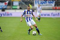 VOETBAL: HEERENVEEN: Abe Lenstra Stadion, SC Heerenveen - Feyenoord, 06-05-2012, Oussama Assaidi (#22), Eindstand 2-3, ©foto Martin de Jong