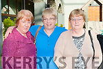 Helen O'Connor, Elaine O'Halloran and Mary O'Rahilly Ballyheigue at the All Star Radio Kerry 25th anniversary concert in the INEC on Wednesday evening