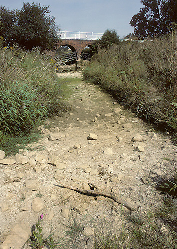 Dry River Glen, Lincolnshire, UK